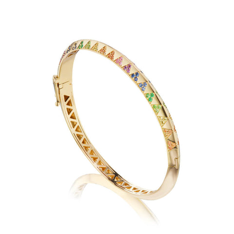 Talisman Rainbow Bangle