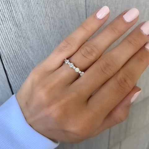 Double Bar Ring Stacked Ring Open Bar Ring Under 35