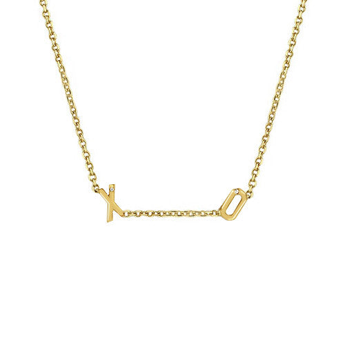 chakras emelli chain gold double necklace image