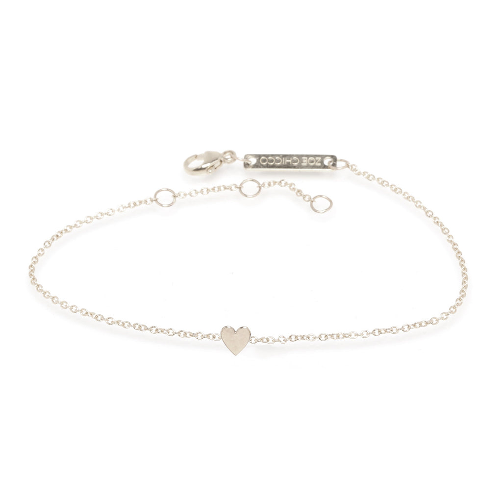 Itty Bitty Heart Bracelet