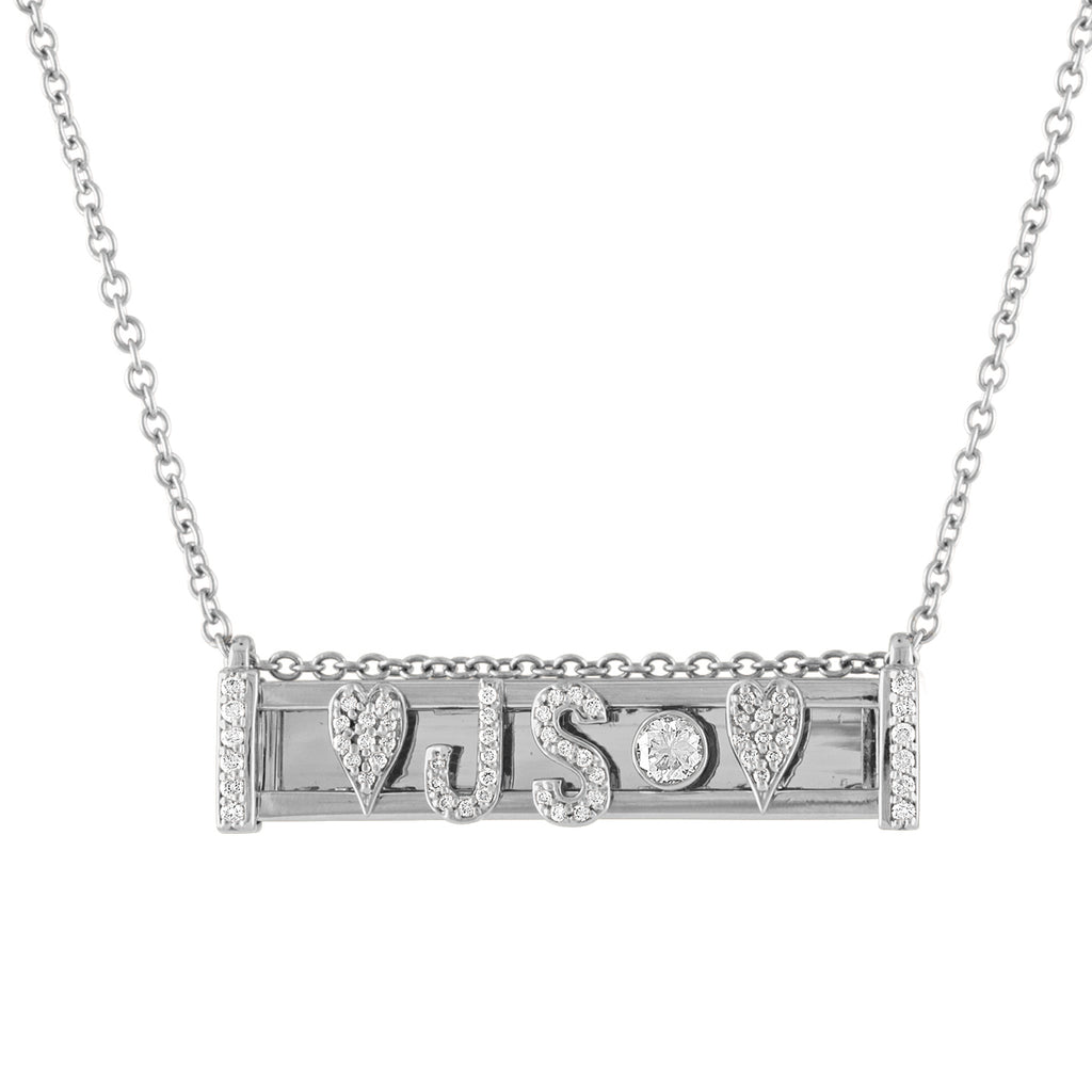 Personalized Slider Necklace