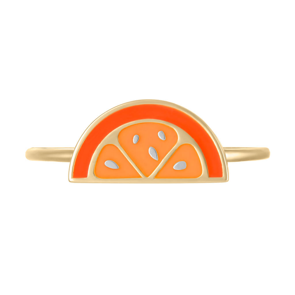Spritz O' Clock Stack Ring