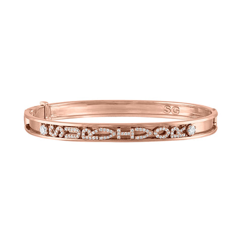 Mantra Slider Bangle