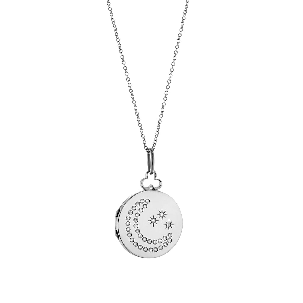 Moon & Stars Locket