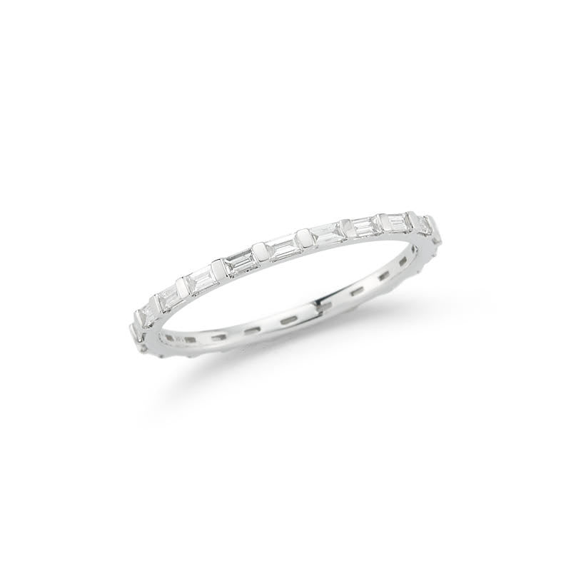 Sadie Pearl Diamond Band