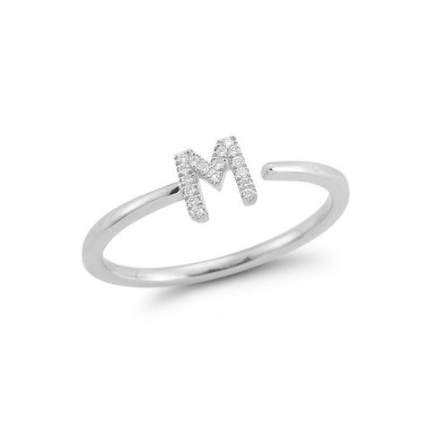 Custom Open Initial Ring