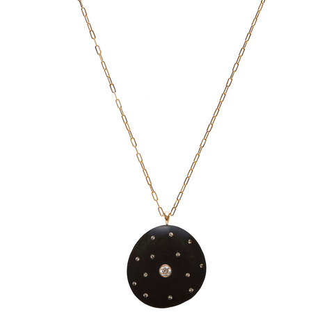 Stelle Stone Necklace