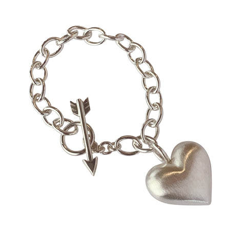 Cupid's Heart Bracelet