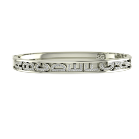 Original Personalized Slider Bangle™ Charms