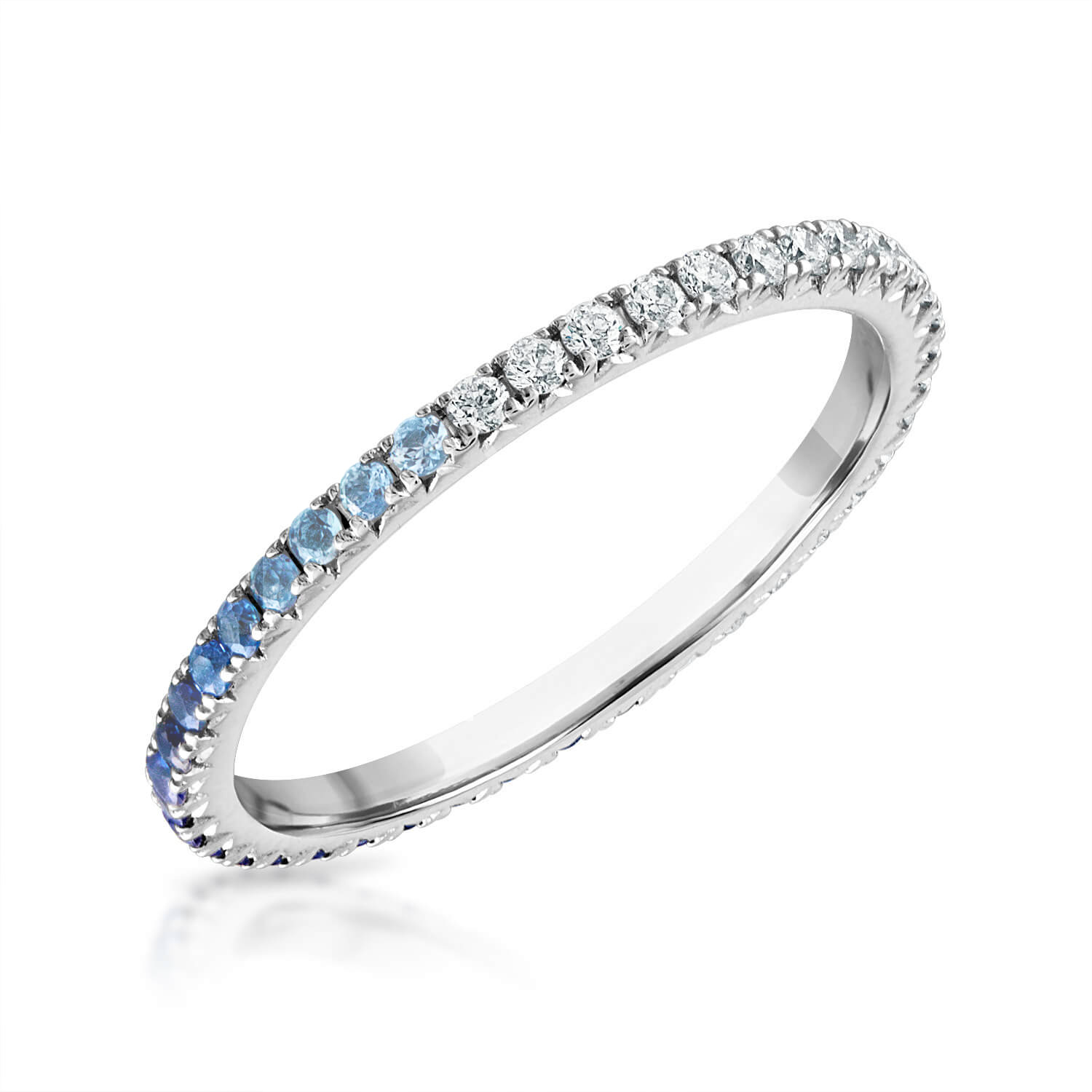 Diamond and Ombre Stack Band