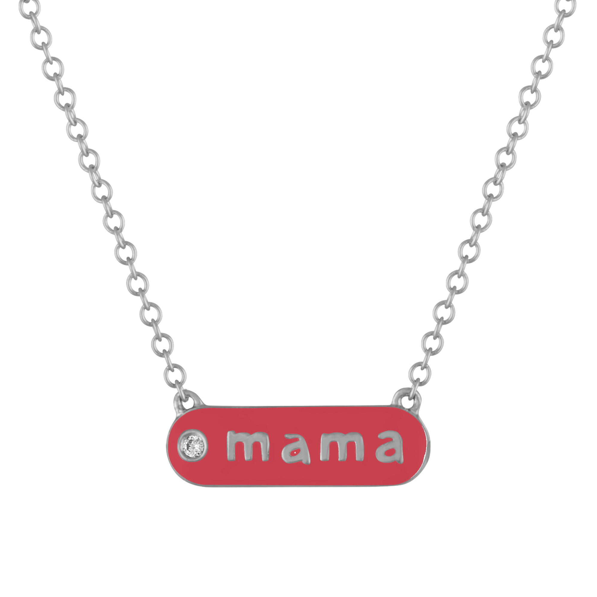 "The Magnolia ""MAMA"" Necklace"