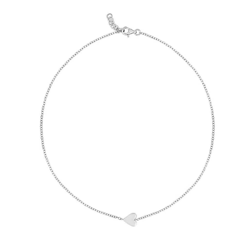 Single Heart Choker