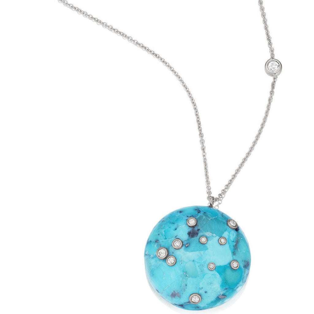 Turquoise Constellation of Life Necklace