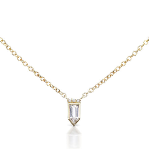 Cirque Petite Arrow Necklace