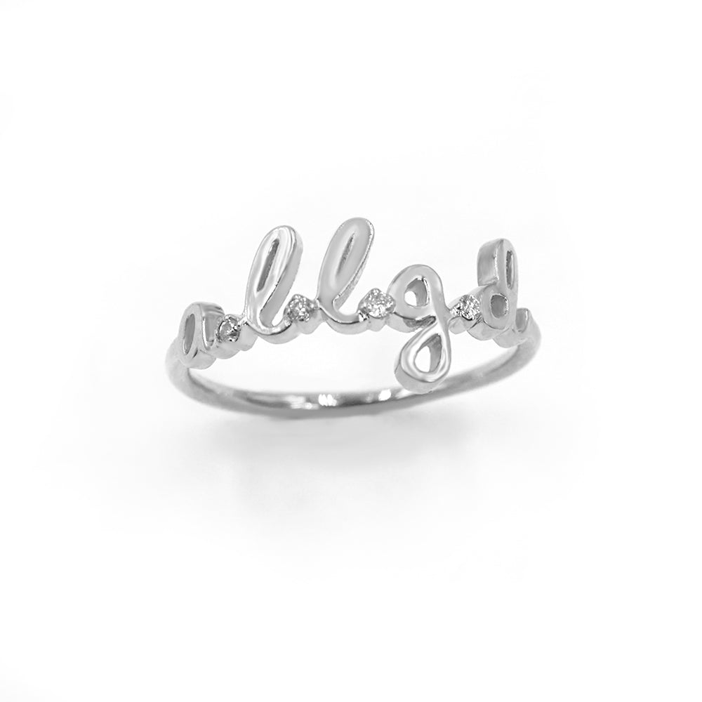 Family Initial Ring