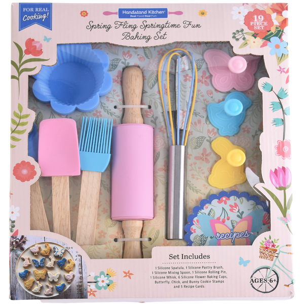 Handstand Kitchen - Spring Fling Springtime Fun Baking Set