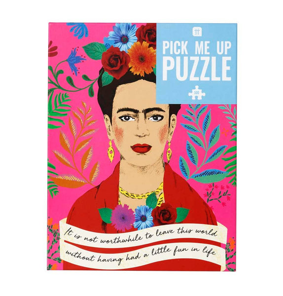 Talking Tables - Pick Me Up Puzzle - Frida