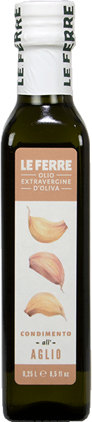 RITROVO - Le Ferre Garlic Infused Extra Virgin Olive Oil