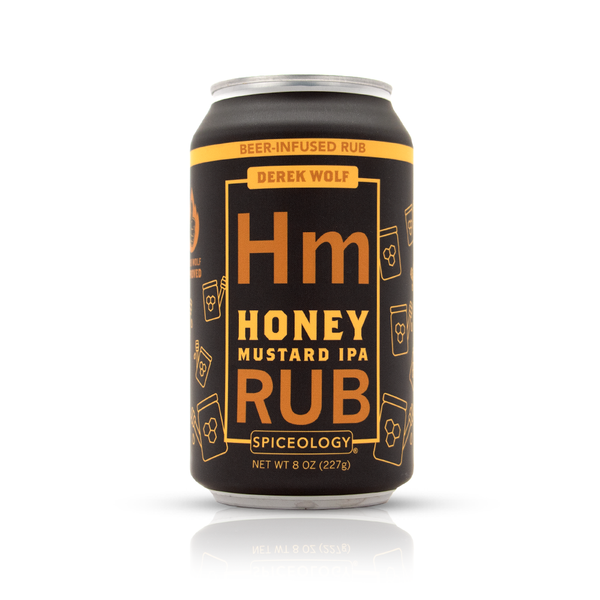 Spiceology - Honey Mustard IPA Rub