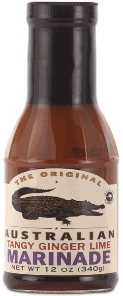 Golden West Specialty Foods - Original Australian Tangy Ginger, Lime, & Sesame Marinade