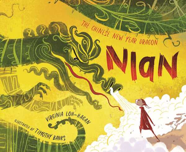 Sleeping Bear Press - Nian, the Chinese New Year Dragon