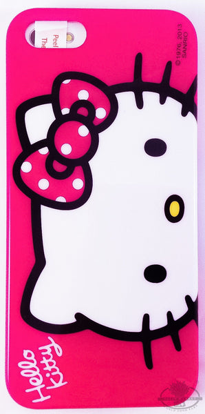 Sanrio Hello Kitty 2 iPhone Case for 5/5s