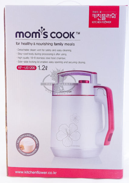 Korean Flower Mom's Cook™ Porridge Cooker