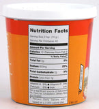 Mae Ploy Red Curry Paste Nutrition Facts