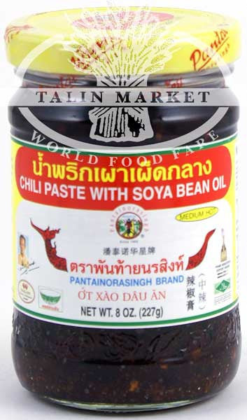Pantainorasingh Chili Paste with Soya Bean Oil