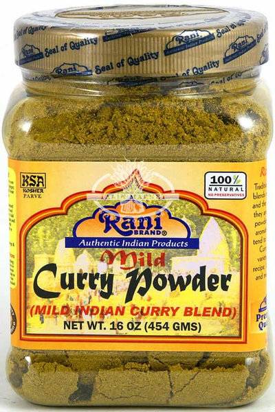 Rani Curry Powder 16 oz