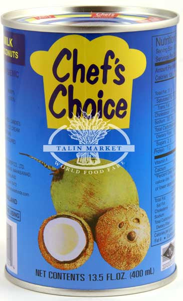 Chef's Choice Coconut Milk 13.5 oz