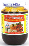 Por Kwan Chili Paste with Soya Bean Oil