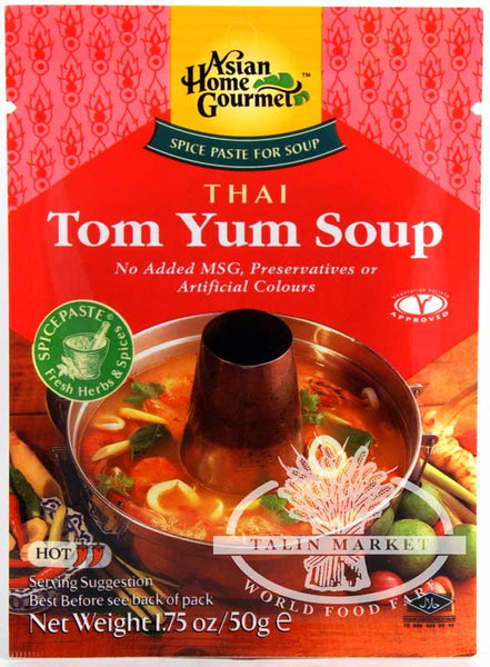 Asian Home Gourmet Thai Tom Yum Soup Base