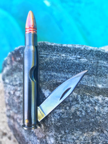 Bullet Folding Pock Knife - Only One