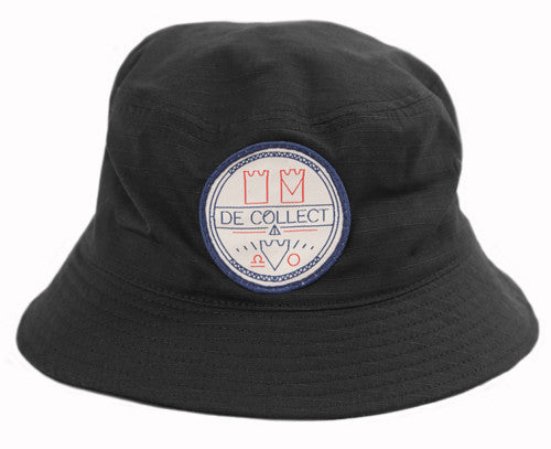 De Collect Bucket - Black