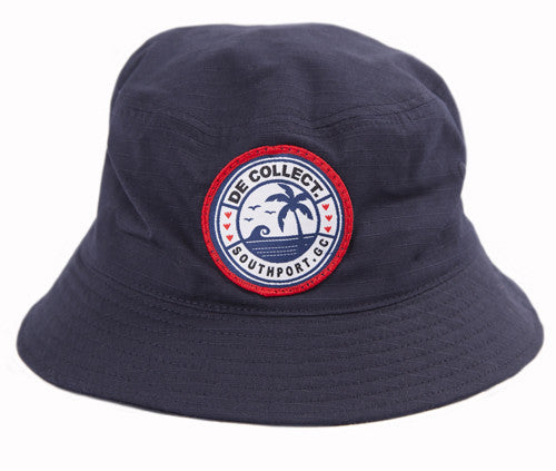 De Collect Southport Bucket - Navy