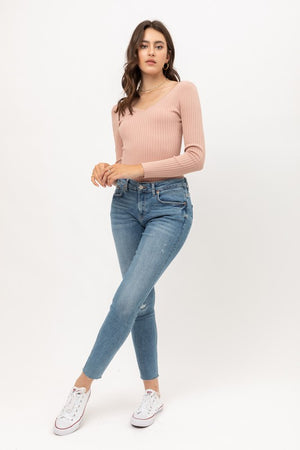 Adriel, Long sleeve bodysuit