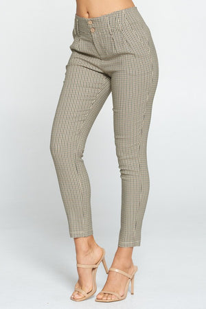 Coco, Double button pleated trouser