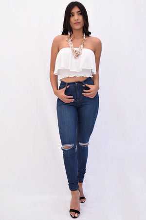 Sadie Tube Top - Dimesi Boutique