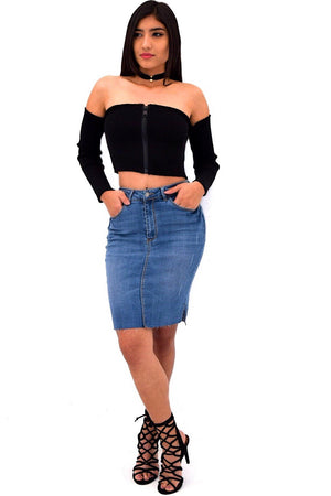 Brooks Crop Top - Dimesi Boutique