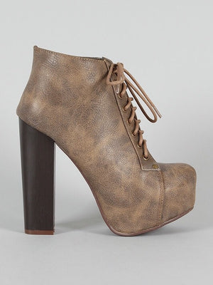 DALIA BOOTIES - Dimesi Boutique