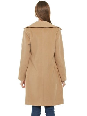 Tiffany, Trench camel coat - Dimesi Boutique
