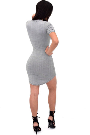 Becca casual Dress - Dimesi Boutique