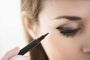 She Black Liquid Waterproof Eye Pencil - Dimesi Boutique