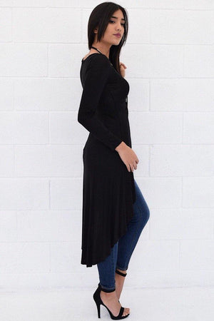 Arlet, Long tail shirt - Dimesi Boutique