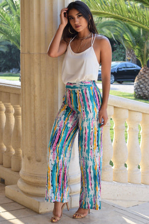 Marine, Trouser Pants - Dimesi Boutique
