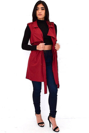 Makay Trench Coat - Dimesi Boutique