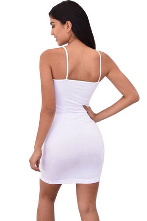 Lani, Spaghetti strap dress slip