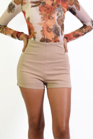 Bianca Shorts - Dimesi Boutique
