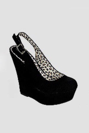 Cilo-17 Wedges - Dimesi Boutique